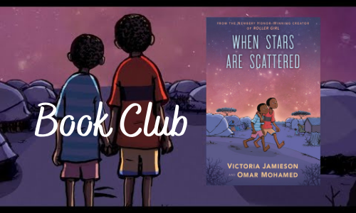 When Stars are Scattered Book Club